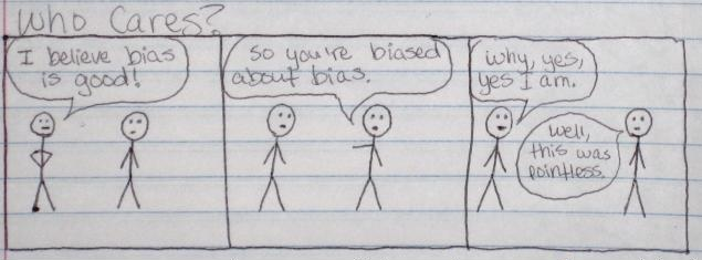 Bias Comic